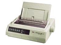 Oki - Microline 321 Elite - Printer - B W - dot-matrix - B4 - 240 dpi x 216 dpi - 9 pin - up to 300 char sec - parallel