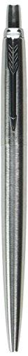 Parker Jotter Stainless Steel, Ballpoint with Medium Black refill (133321)
