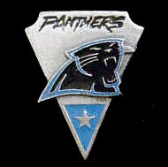 NFL Team Pin - Carolina Panthers
