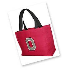 Ohio State Canvas Logo Bag