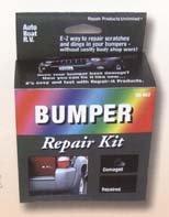 SEEN ON TV Bumper Repair Kit