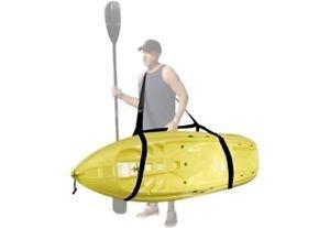 Lifetime Products 1063306 Black Nylon Kayak Accessory Strap w Storage Bag