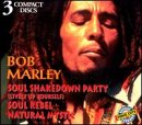 Bob Marley - Bob Marley Soul Shakedown Party; Soul Rebel; Natural Mystic - Zortam Music