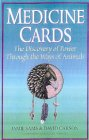 Medicine Cards: The Discovery of Power Through the Ways of Animals (0312204914) by Sams, Jamie