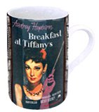 Breakfast at Tiffanys マグ 11 1 003 0599