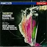 Takemitsu: Orchestral Works, Vol. 1 - Visions / November Steps / Requiem for Strings