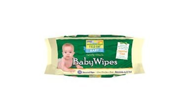 Baby Wipe Tub