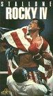 Rocky IV VHS Tape