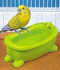 Penn-Plax Bird Bathtub - Medium