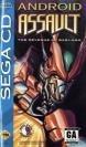 Android Assault The Revenge Of Bari-Arm Sega CD