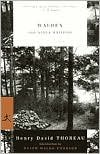 Walden and OtherWritings(text only)ModernLibrary editionby H.D.Thoreau,B.Atkinson,R.W.Emerson,P.Matthiessen