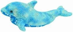 TY Beanie Babies  Docks  - Ty Island Dolphin