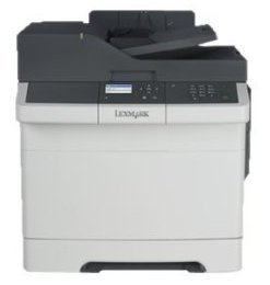 Lexmark CX310dn Color All-In One Laser Printer with Scan, Copy, Network Ready,...