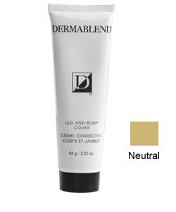 Dermablend - Leg and Body Cover Creme - Neutral