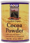 Now Foods Cocoa Powder Organic Organic