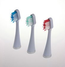Diamond Tooth Brush Replacement Heads