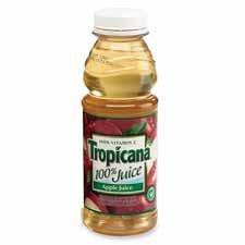 Mjk8610 - Apple Juice, W/ Vitamin C, Fat/Cholesterol Free, 15.2 Oz.