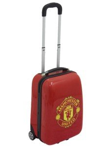 Manchester United Cabin ABS Trolley Suitcase from Panorama
