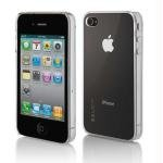 Belkin Shield Micra Case Clear for iPhone 4 / 4G
