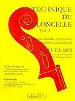 Technique du violoncelle Volume 3