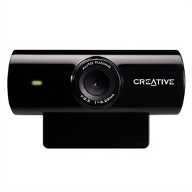New Creative Labs Camera 73vf052000004 Live Cam Sync Vf0520 Black Retail Smooth Video Playback