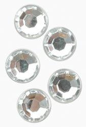 Darice Rhinestones Round 5mm 180/Pkg Crystal 18115MM-15; 3 Items/Order