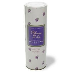Lilac Bath Salts 17.9oz salts by Blanc Lila