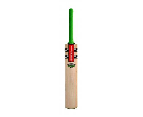 GRAY-NICOLLS Evo Slayer Adult Cricket Bat, Long Handle - Light Weight