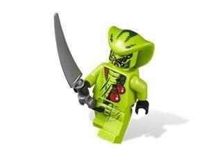 Lego Ninjago Lasha Minifigure - 1