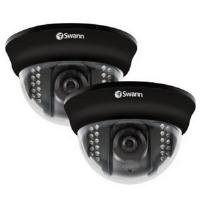SWANN SWPRO-531PK2-UK Pro 531 Multi-Purpose Day/Night Dome Cameras (2 Pack) - UK