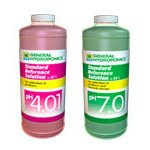 General Hydroponics Ph 4.01 & Ph 7.0 Calibration Solution Kit - 8 Ounces