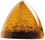 6 LED 2&quot; Beehive Clearance Marker Amber