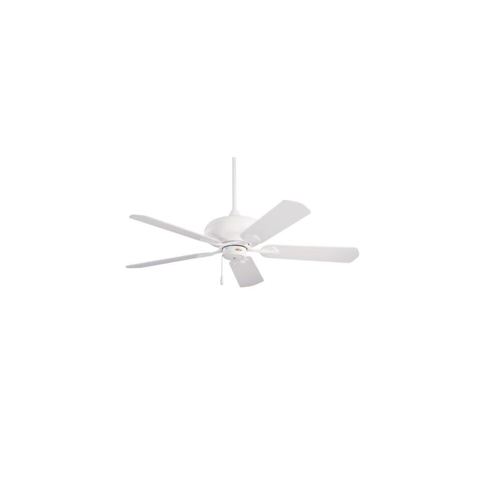 Emerson CF770CK Chalk Monterey 5 Blade 52 Spanish Bay Indoor Ceiling Fan   Blades Included CF770