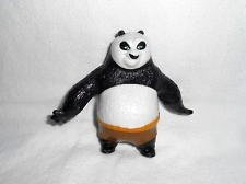 McDonald's 2011 Kung Fu Panda 2 - Po Happy Meal Toy - 1