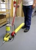 newstripe-strm0638-rollmaster-striping-machine-uses-long-lasting-gallon-of-acrylic-latex-traffic-pai