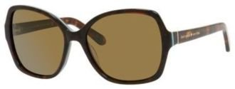Kate Spade Sunglasses - Cambria / Frame: Blonde Tortoise Lens: Brown Gradient-Cambrias0Eb9