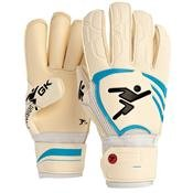 Precision Goalkeeping Supersoft Roll 2 Goalkeeper Gloves 8.5 Blue / White