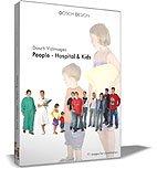 Dosch Viz-Images: People - Hospital & Kids front-209172