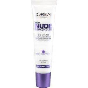 L'Oréal Paris Nude Magique BB Cream Blemish Balm, hell, 30 ml