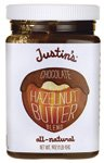 Justin's Nut Butter Natural Chocolate Hazelnut Butter, 16 oz