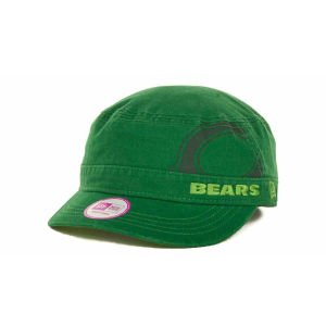 Women's New Era Chicago Bears St. Patrick's Day Military Hat Adjustable at Amazon.com
