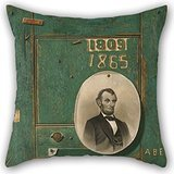 Alphadecor The Oil Painting John Frederick Peto - Reminiscences Of 1865 Pillowcover Of ,16 X 16 Inches / 40 By 40 Cm Decoration,gift For Kitchen,bedroom,bf,couch,play Room,gril Friend (twin Sides) (Peto Bear compare prices)