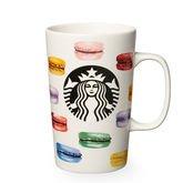 Starbucks Rainbow Macarons Mug, 16 Fl Oz