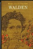 Walden by Henry David Thoreau. Introduction by William O. Douglas. Time-Life. 1962.