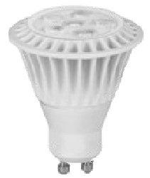 (Case Of 192) 7 Watt Mr16 Led Lights | 7W Gu10 Mr16 - 4100K, 40 Degree