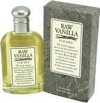 Raw Vanilla By Coty For Men. Aftershave