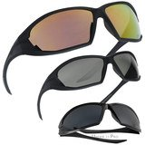 Bolle Ranger Tactical Sunglasses, Red Flash Lenses from Bolle