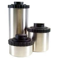 Adorama Stainless Steel Daylight Film Developing Tank for One Roll of 35mm Film