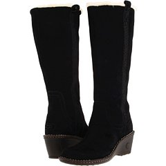 UGG Women's Hartley Boots - Black 8
