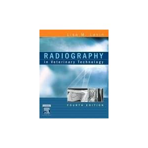 Radiography in Veterinary Technology [Hardcover]